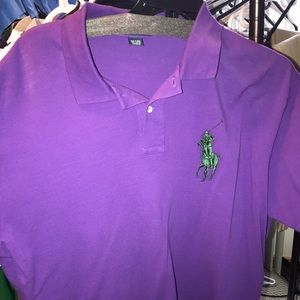 Authentic Polo Large Logo